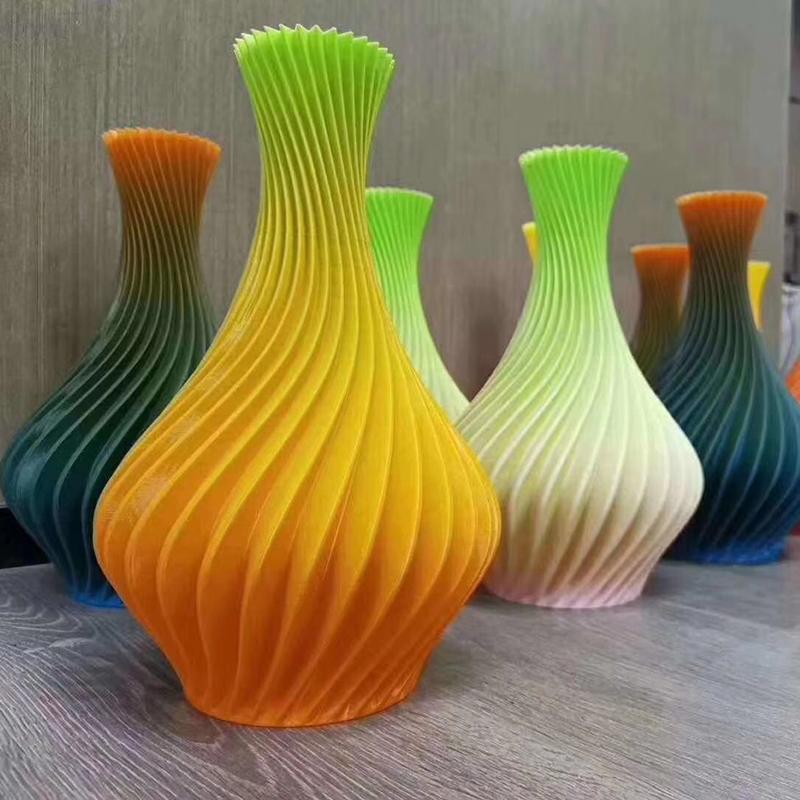 彩色3D打印
